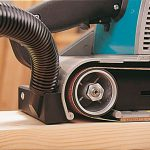 Belt Sander Dust Collection